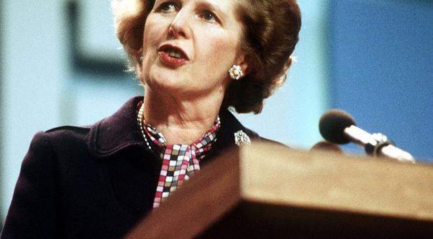 The papers indicate that then prime minister Margaret Thatcher was aware of Britain's involvement