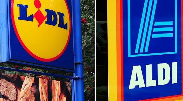 Discount retailers Lidl and Aldi are grabbing a bigger market share