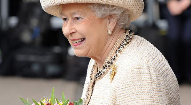 The Queen was presented with a commemorative Oyster card when she marked the 150th anniversary of London Underground at Baker Street Tube station last March