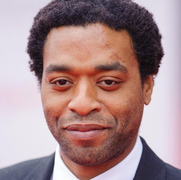 Chiwetel Ejiofor is a strong contender for an Oscar nomination