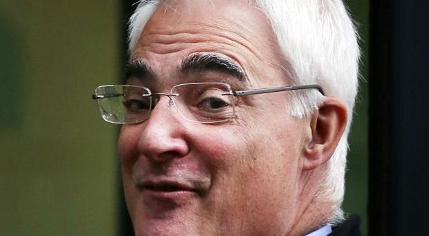 Alistair Darling, leader of the cross-party Better Together group, says staying in the UK will benefit young Scots