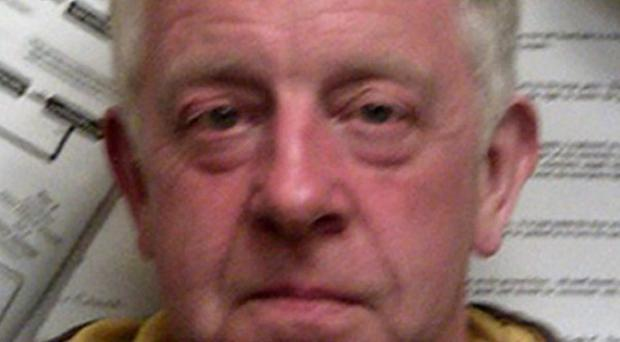 Alan Giles absconded from an open part of HMP Hewell on October 28
