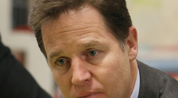 Nick Clegg has vowed to improve mental health standards