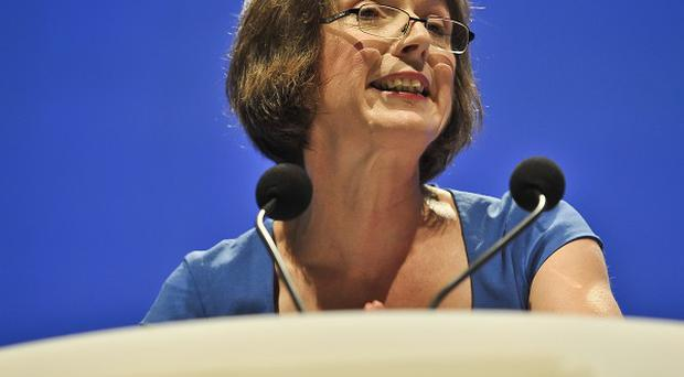TUC general secretary Frances O'Grady said the chance of having a job has fallen in much of England since 2010