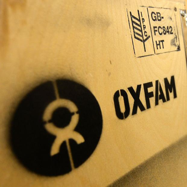 The wealth of the 85 richest people equals that of half the world's population, says development charity Oxfam