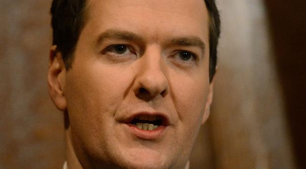 Chancellor George Osborne is set for a boost from the IMF's latest assessment of the UK economy