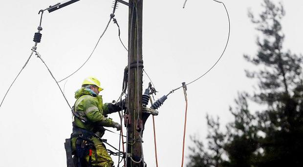 Energy networks chiefs have defended the time it took to restore power to homes cut off by storms over Christmas
