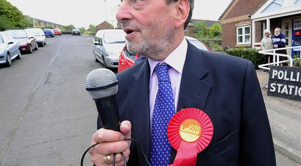 David Blunkett has urged potential voters to exercise their democratic right.