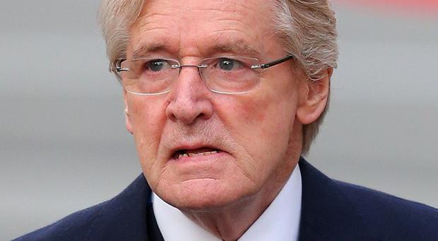 William Roache told police he was