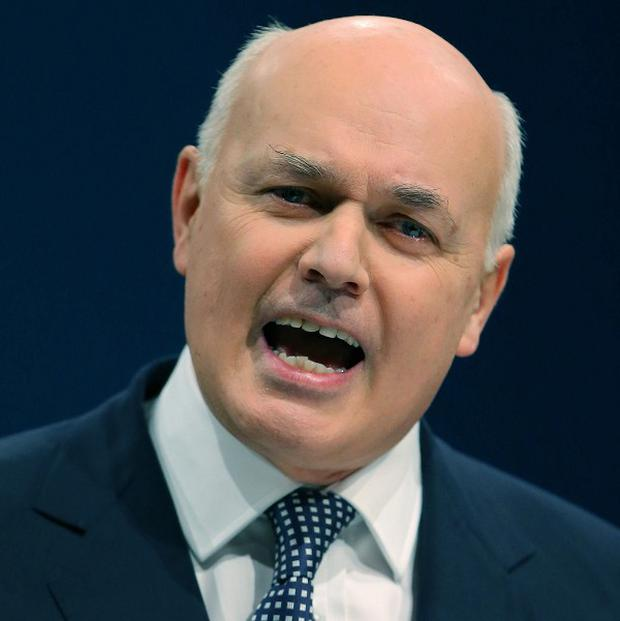 Iain Duncan Smith says the Government's welfare reforms are driven by a desire to change people's lives for the better