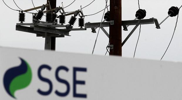 SSE says profits are expected to rise by 8.8% to £1.54 billion - after it raised customer tariffs by 8.2%