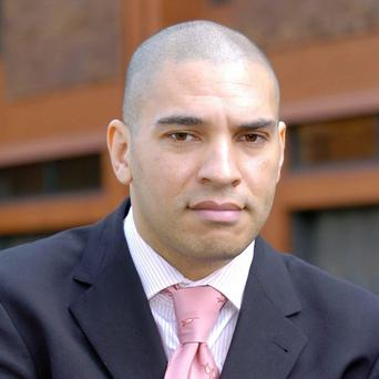 Stan Collymore received death threats on Twitter