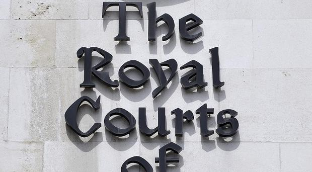 A wife has won a court battle with her estranged husband over disputed shares.