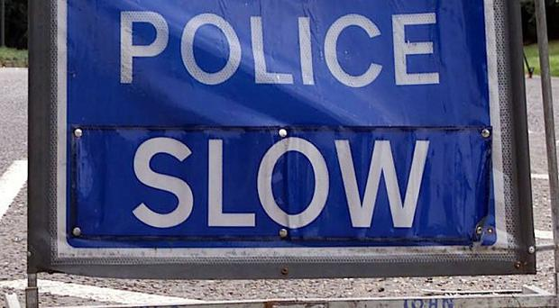 Police said that a 13-year-old boy has been critically injured in a road accident in Salford