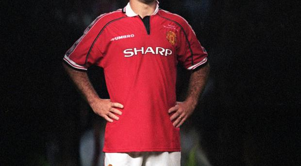 Former Manchester United legend Eric Canton has been arrested