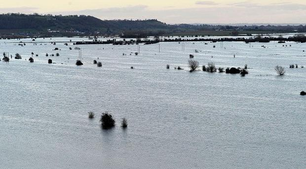 With more heavy rain forecast for the flooded Somerset Levels, a