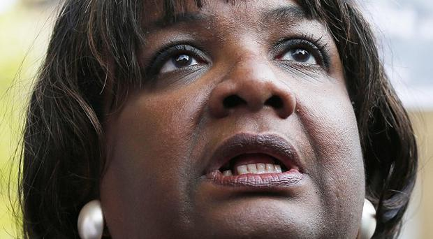 Diane Abbott, the Labour firebrand who holds the Hackney and Stoke Newington seat at Westminster.