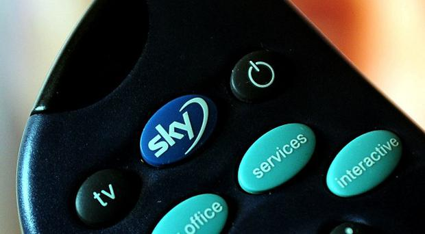 BSkyB has announced a big take-up of new TV services