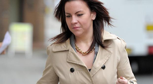 Rachel Goodchild, 24, is one of three lapdancers cleared at Bristol Crown Court of kidnapping a club boss after he failed to pay them more than £42,000