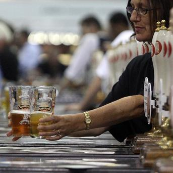 The Campaign for Real Ale says cutting out alcohol for a month might be counter-productive.