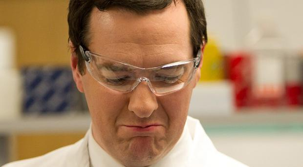 Labour has attacked George Osborne's VAT hikes.