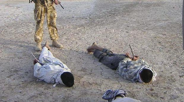 The Al-Sweady Inquiry is examining allegations of mistreatment of Iraqis.