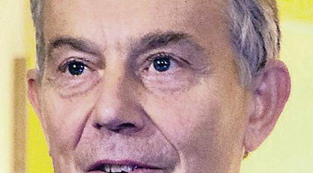 'Close friendship': Former British Prime Minister Tony Blair