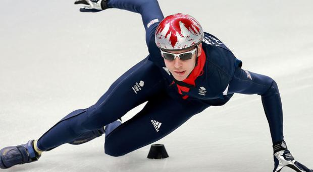 Jon Eley will carry Great Britain's flag at the Sochi 2014 opening ceremony