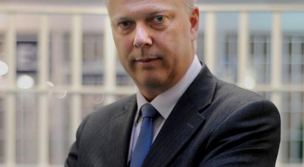 Justice Secretary Chris Grayling has called the BBC's impartiality into question