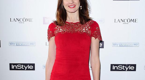 Emily Mortimer, 42, has appeared in Shutter Island and Harry Brown