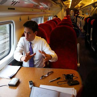 Labour Leader Ed Miliband wants to help people tackle