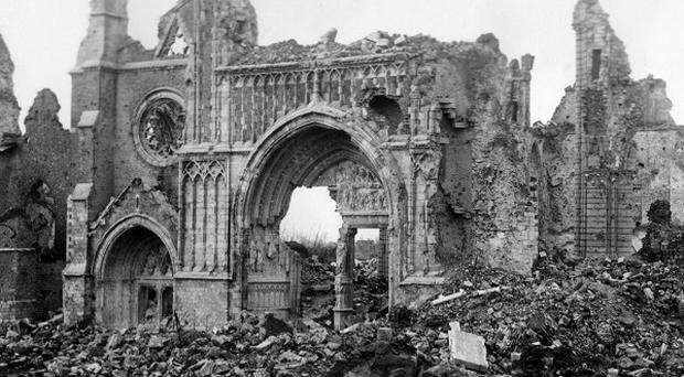 Research suggests most people in the UK do not realise the First World War extended beyond Europe
