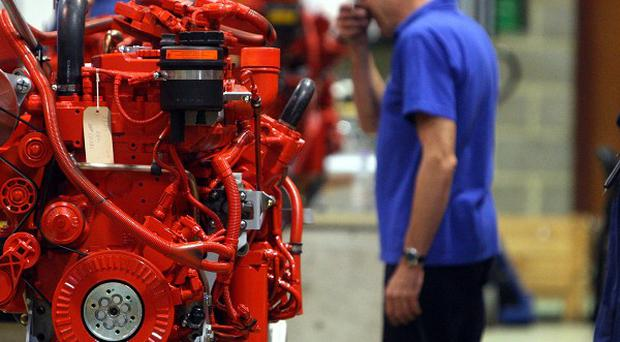 Activity in the UK manufacturing is 'robust' as growth continues