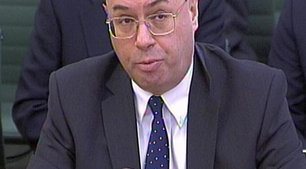 Andrew Bailey told MPs that the Bank was cooperating with an investigation by the Financial Conduct Authority