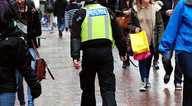 Many police officers have failed the new fitness test