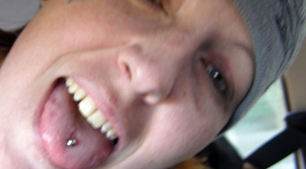 Photo of Joanna Dennehy, which was shown to jurors as evidence at the trial of Gary Richards, also known as Gary Stretch