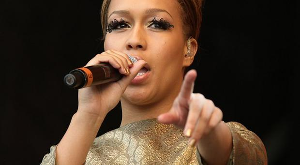 Rebecca Ferguson is on the Bill at a fundraiser for Parkinson's UK.