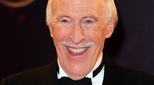Sir Bruce Forsyth famously announced he was quitting ITV in 2000 unhappy with the way he claimed he was being treated