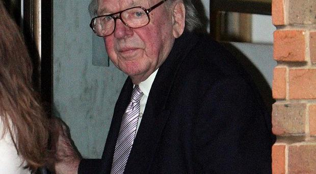 Roland Wright, 83, who taught at Caldicott Boys' Preparatory School in Farnham Royal, Buckinghamshire, was jailed for eight years for assaulting five pupils