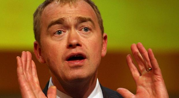 Tim Farron says David Cameron has blocked plans to allow voters to get rid of MPs who misbehave
