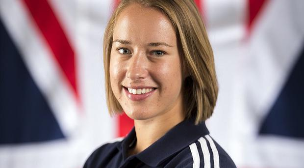 Great Britain's Lizzy Yarnold took the gold medal in the skeleton.