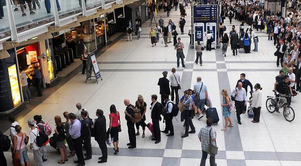 Satisfaction among train passengers using Greater Anglia and Southeastern services has dropped to just 40%
