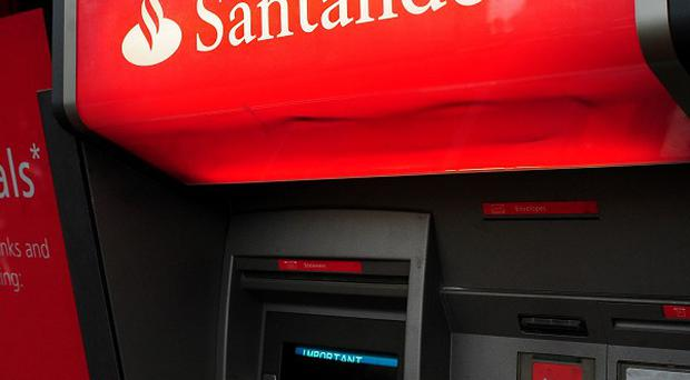 Santander had the most complaints about banking in the second half of last year