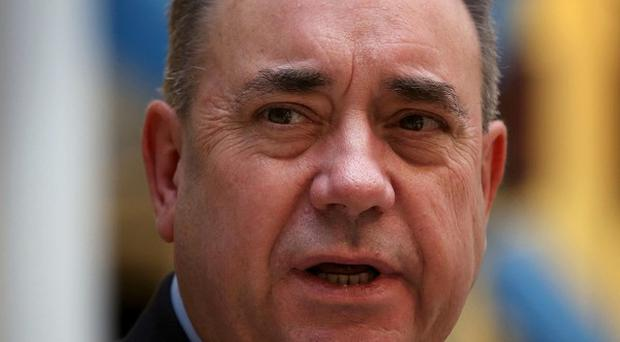 First Minister Alex Salmond is to defend his plans for independence