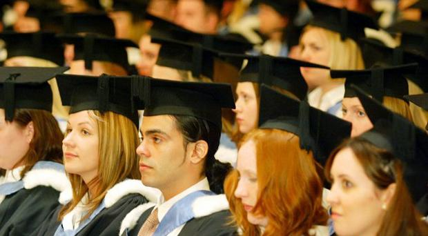 The industrial action could mean that students are left without their final results and are unable to graduate