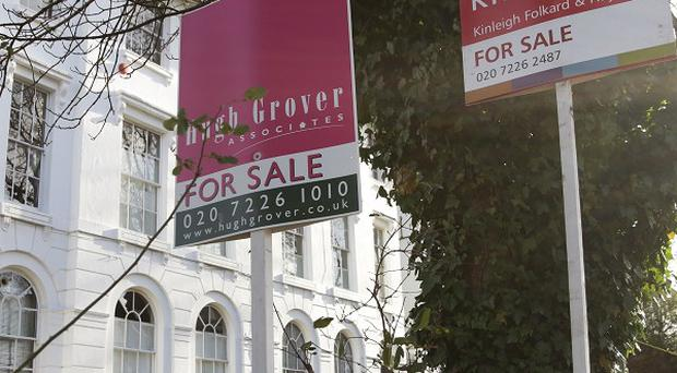 House prices have risen again