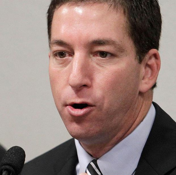The partner of Guardian journalist Glenn Greenwald was detained at Heathrow airport under anti-terror laws (AP)