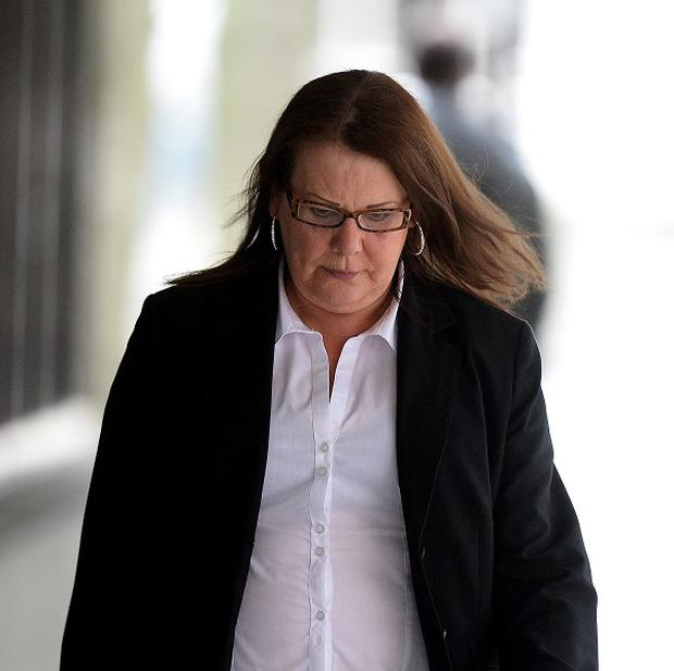 Anita Cregan looked close to tears as she was found not guilty of aiding and abetting misconduct in a public office after a nine-day trial