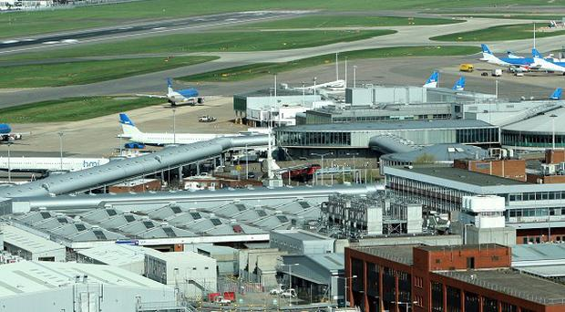 Abdelrazag Elosta was questioned at Heathrow Airport after returning from the Hajj pilgrimage.