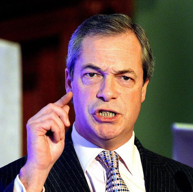 Ukip leader Nigel Farage is expected to respond to Deputy Prime Minister Nick Clegg's challenge of a debate over the EU